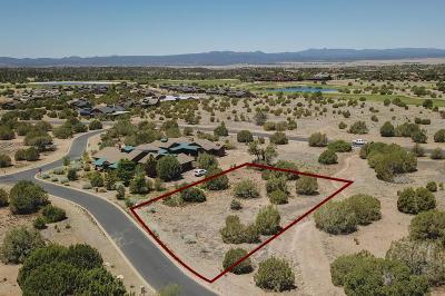Prescott, Prescott Valley Residential Lots & Land For Sale: 15030 N Meander Mountain Way