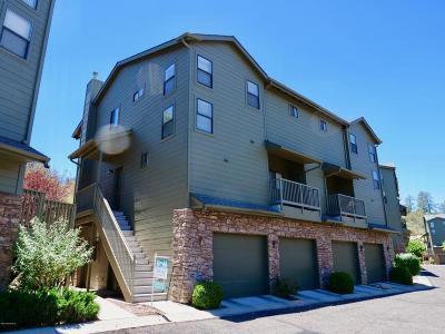 Prescott AZ Condo/Townhouse For Sale: $290,000