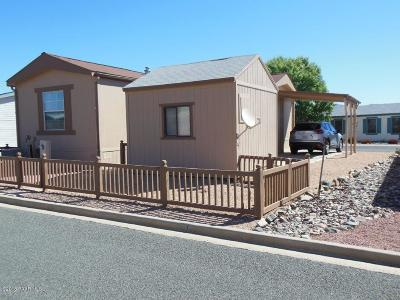 Villages At Lynx Creek Mobile/Manufactured For Sale: 1072 N Mountain Brush Drive