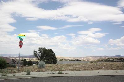 Prescott, Prescott Valley, Chino Valley, Dewey-humboldt Residential Lots & Land For Sale: 1943 Pinnacle Lane