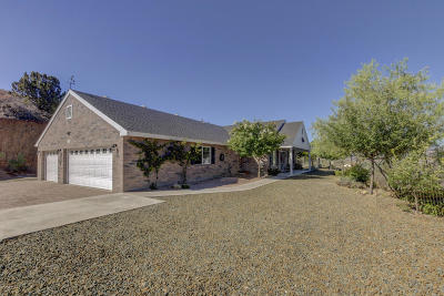 Dewey-humboldt Single Family Home Pending - Take Backup: 14655 E Blue Ridge Road