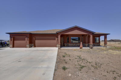 Prescott Valley Single Family Home For Sale: 11096 N Scalli Way