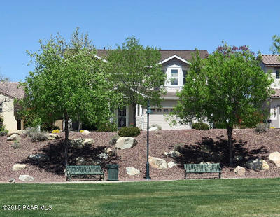 Prescott Valley Single Family Home For Sale: 1734 N Colton Drive