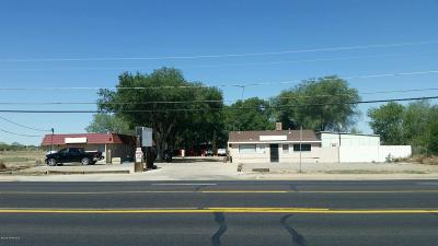 Chino Valley Multi Family Home For Sale: 864 N State Highway # 89