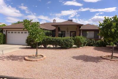 Prescott, Dewey-humboldt, Prescott Valley, Chino Valley Single Family Home For Sale: 11985 E Powderhorn Pass