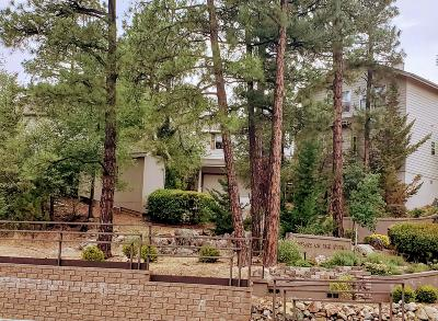 Prescott Single Family Home For Sale: 608 Aspen Way