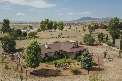 Chino Valley Single Family Home For Sale: 1125 N Wagon Wheel Place