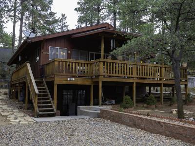 Groom Creek, Prescott, Walker Single Family Home For Sale: 1114 E Walton Drive