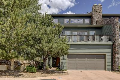 Chino Valley, Dewey-humboldt, Prescott, Prescott Valley Condo/Townhouse For Sale: 634 Crosscreek Drive