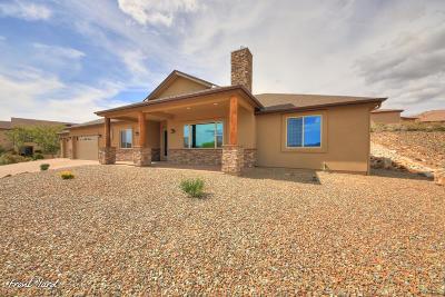 Prescott Single Family Home For Sale: 1304 Pratt Street