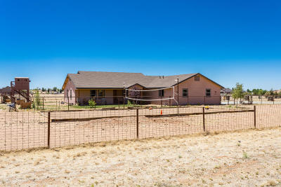Prescott Valley Single Family Home For Sale: 7725 Tradition Way