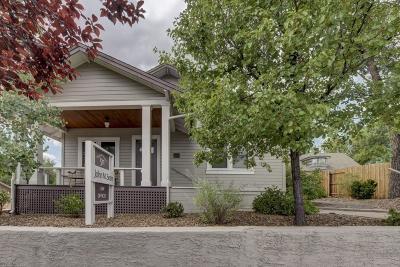 Prescott Single Family Home Pending - Take Backup: 511 E Gurley Street