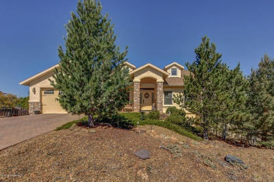 Prescott Valley Single Family Home For Sale: 4100 N Papago Lane