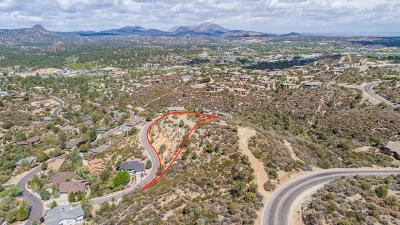 Prescott Residential Lots & Land For Sale: 1165 Gambel Oak Trail