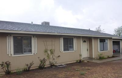 Prescott Valley Single Family Home For Sale: 6213 E Knights Way