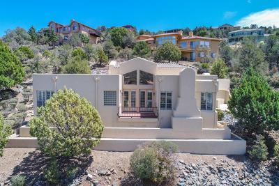 Groom Creek, Prescott, Walker Single Family Home For Sale: 519 Autumn Oak Way