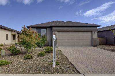 Prescott Valley Single Family Home For Sale: 7554 E Roaring Canyon Road
