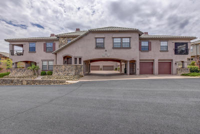 Chino Valley, Dewey-humboldt, Prescott, Prescott Valley Condo/Townhouse For Sale: 1716 Alpine Meadows Lane #605