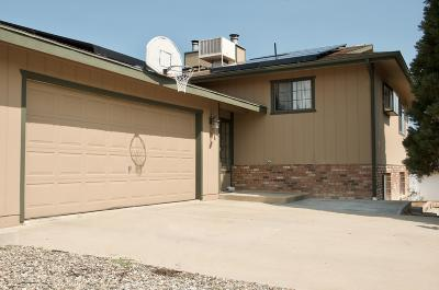 Dewey-Humboldt Single Family Home For Sale: 500 N Hopi Trail
