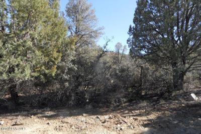 Prescott, Prescott Valley, Chino Valley, Dewey-humboldt Residential Lots & Land For Sale: 758 W Lee Boulevard