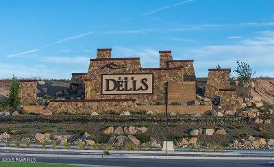 Prescott, Dewey-humboldt, Prescott Valley, Chino Valley Residential Lots & Land For Sale: 5212 Silver Bell Drive