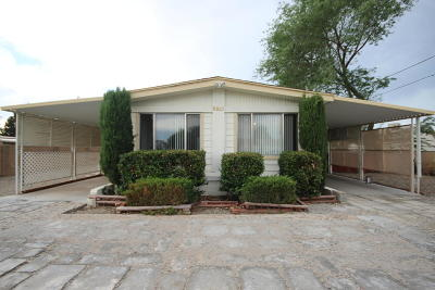 Yavapai County Mobile/Manufactured For Sale: 8821 E Spouse Drive