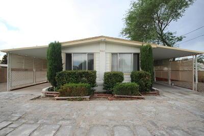 Prescott, Prescott Valley, Chino Valley, Dewey-humboldt Mobile/Manufactured For Sale: 8821 E Spouse Drive