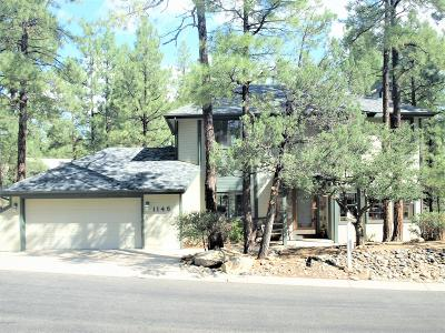 Yavapai County Single Family Home For Sale: 1146 E Timber Ridge Road