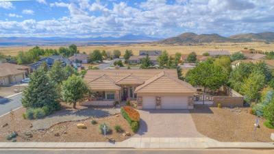 Prescott Valley Single Family Home For Sale: 13090 E Brokton Lane