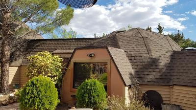 Chino Valley Single Family Home For Sale: 4455 W Hidden Canyon Drive Road