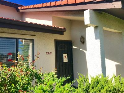 Prescott Condo/Townhouse For Sale: 434 Jasmine Lane