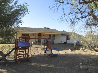 Dewey-Humboldt Single Family Home For Sale: 14300 E Lotsa View Lane