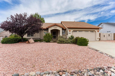 Viewpoint (Prescott Valley) Single Family Home For Sale: 7442 Granite View