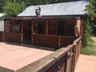 Prescott Single Family Home For Sale: 125 N McCormick Street