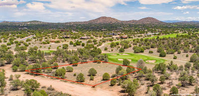 Prescott, Prescott Valley, Dewey-humboldt, Chino Valley Residential Lots & Land For Sale: 5785 W Maddie Lane