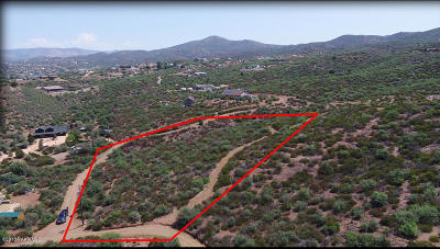 Dewey-Humboldt Residential Lots & Land For Sale: 3333 S Green Valley Way