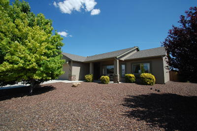 Chino Valley Single Family Home For Sale: 2603 Solar View Drive