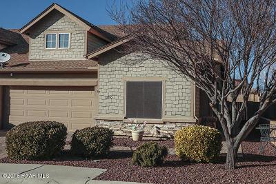 Dewey-humboldt Condo/Townhouse For Sale: 12750 E Viento Street
