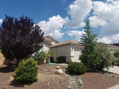 Viewpoint (Prescott Valley), View Point (Prescott) Single Family Home For Sale: 7653 N N Summit Pass