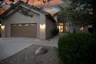 Prescott Single Family Home For Sale: 714 City Lights