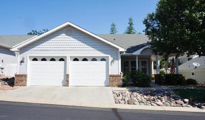Prescott, Dewey-humboldt, Prescott Valley, Chino Valley Single Family Home For Sale: 1811 E Fleet Street