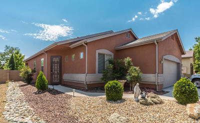 Prescott Valley Single Family Home For Sale: 6717 E Kilkenny Place