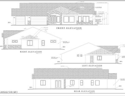 Prescott Valley Single Family Home For Sale: Hydro Ridge Lane Road