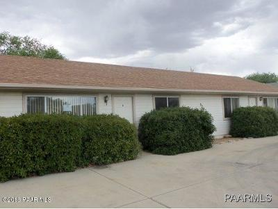 Prescott Valley Multi Family Home For Sale: 3232 N Hedgewood