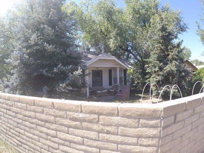 Prescott Single Family Home For Sale: 601 Whipple Street