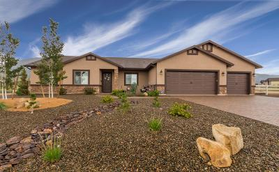 Prescott Valley Single Family Home For Sale: 9245 N Snapdragon Drive