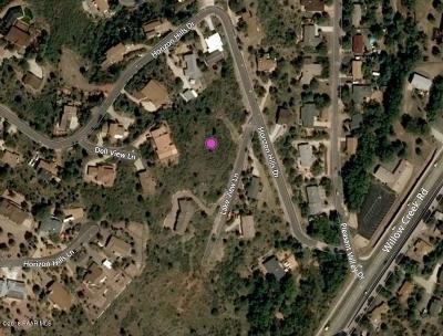 Prescott Residential Lots & Land For Sale: 2870 Lake View Lane