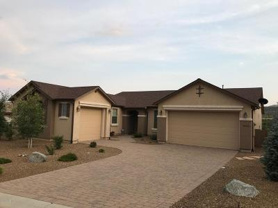 Prescott Valley Single Family Home For Sale: 1028 N Wide Open Trail