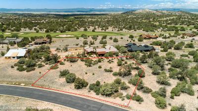 Prescott, Prescott Valley Residential Lots & Land For Sale: 15430 N Double Adobe Road