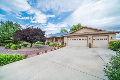 Chino Valley Single Family Home For Sale: 1004 Tiffany Place
